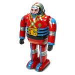 Tin Toy Astronaut