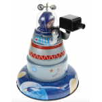 Space Explorer Wind- Up Collectable