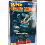 Super Giant Robot Tin Toy Robot