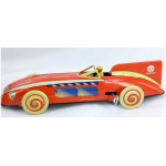 Chad Valley Racing Car Red Replica by St Johns