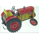 Tractor with 5x Working Gears